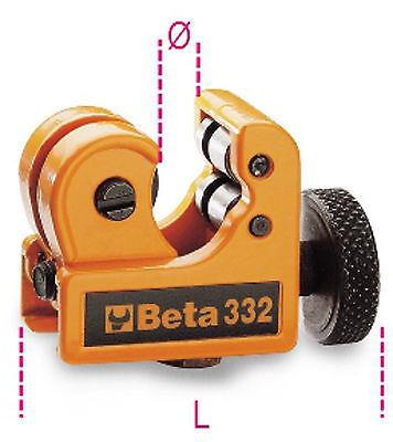 Mini tagliatubi Beta Utensili 332 per rame e leghe leggere