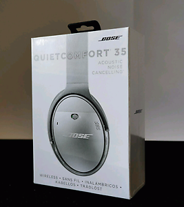 Bose QC35 Silver Petersham Marrickville Area Preview