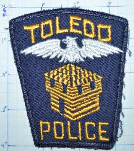 OHIO, TOLEDO POLICE DEPT VINTAGE PATCH
