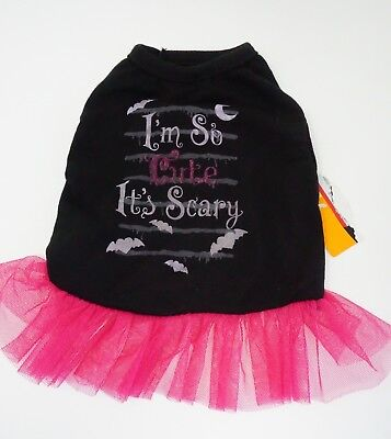 Bret Michaels Costume (New Bret Michaels Pet Halloween Costume Dress I'm So Cute It's Scary Size)