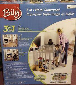 Bily 3 in 1 Metal Superyard