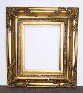 picture frame ornate antique gold 8x10 8 x 10 700g. Black Bedroom Furniture Sets. Home Design Ideas