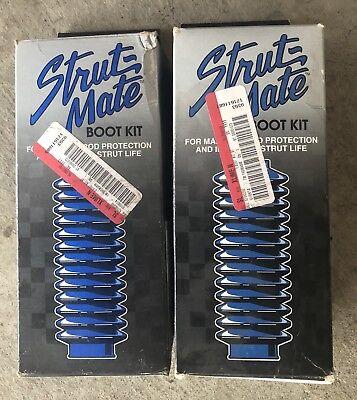 Strut Mate Boot - Monroe Strut Mate Boot Kit Lot Of 2 Brand New 63620