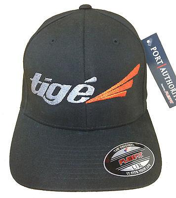 TIGE BOAT HAT CAP FITTED FLEXFIT WAKE BOARD SKI RZ  - Board Hat