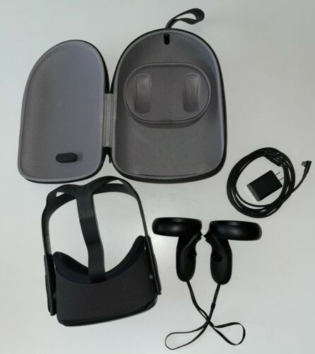 Oculus Quest 128GB VR Headset with Travel Case
