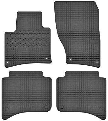 Sportline Fußmatten für VW TOUAREG II 7P Bj.10-17 Logo beste Qualität Velours