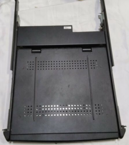 "APC AP5015 Rackmount 15"" LCD Monitor Keyboard Touchpad Mouse Rack Console"