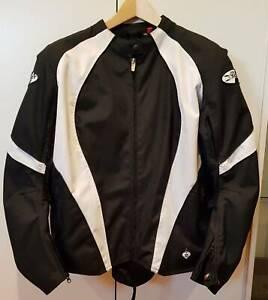 Joe Rocket womens motorcycle jacket imported from US plus size