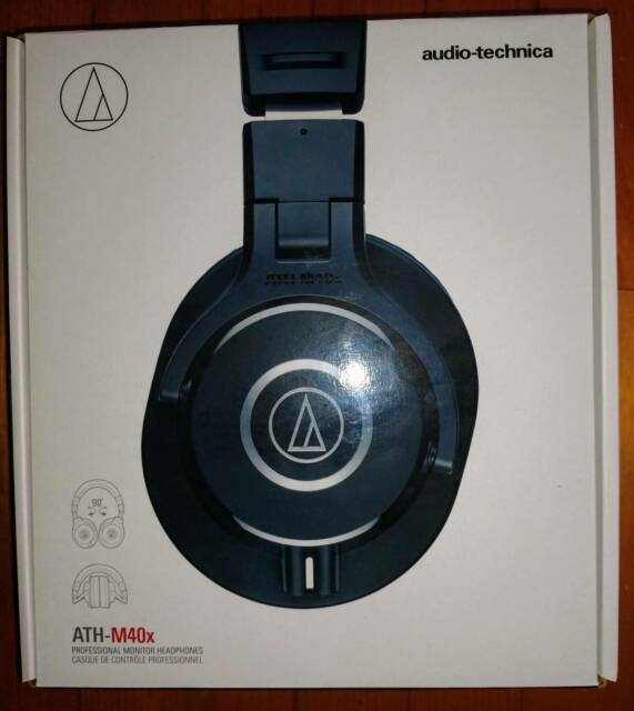 Audio Technica ath-m40x & FiiO BT1K   Headphones & Earphones