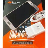 HUGE SALE! Samsung Galaxy S6 G920P Boost Mobile 32GB Gold/White Smartphone w/sim