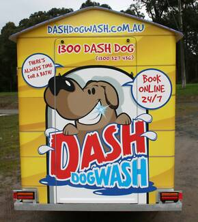 Join the #1 team in Australia with Dash Dog Wash Clip and Groom