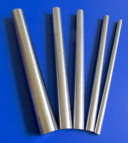 "316L Stainless Steel Rod, Round  1"", 1.0"" Diameter  9"" LONG."