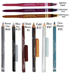 Rimmel-Soft-Kajal-or-Exaggerate-Eye-Liner-Brown-Plum-Blue-Ice-Gold-Burgundy-Pink