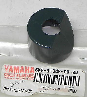 6K8-51348-00-9M Yamaha Intake Duct Spacer for WJ500 WR500 WR650 1987-1993