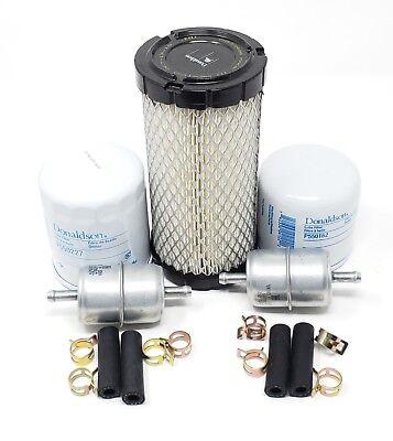 Kubota Zd25f Zd25 Zd28 Maintenance Filter Kit Donaldson