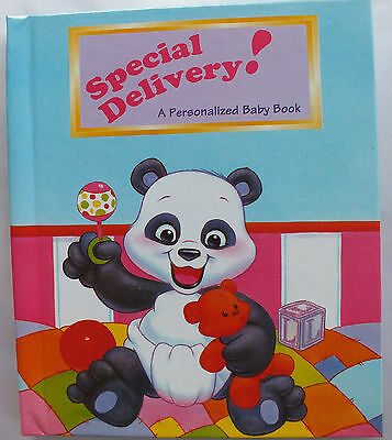 Special Delivery -  A Personalized Baby Book - Great Gift Idea for a New Mom ()