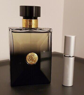 Versace Pour Homme Oud Noir EDP 5ml Decant