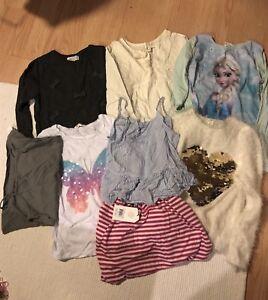 Girl child's clothing size 6 7 8
