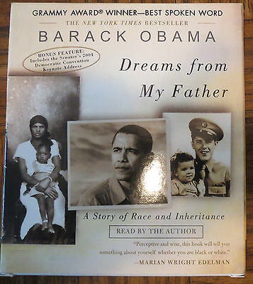 Dreams from My Father : A Story of Race and Inheritance by Barack (Barack Obama Dreams From My Father Audiobook)
