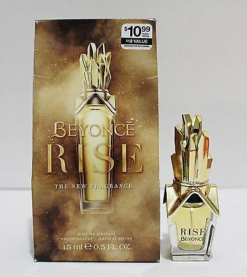 Beyonce Rise Women Perfume Edp 0 5 Fl Oz   15 Ml New In Box