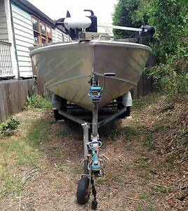 Ally Craft Boat with Yamaha 30hp & trailer. Gympie Gympie Area Preview