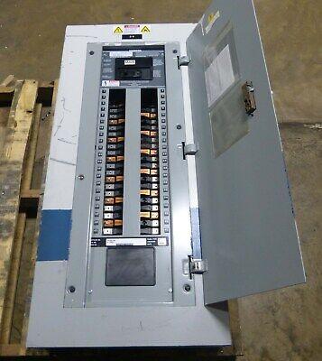 Siemens 200 Amp Main Panel 42 Circuits 208120 S1x42mc250a Copper Bl Feeders