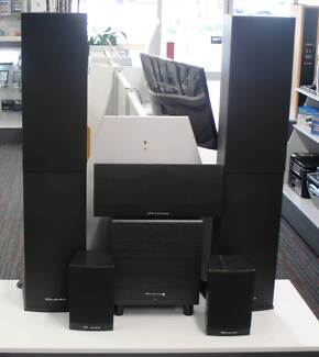 Wharfedale 5.1 Surround Sound Speakers Nerang Gold Coast West Preview