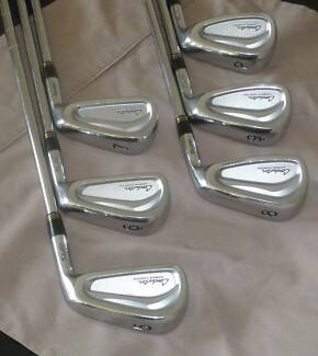MARUMAN CONDUCTOR SUPER FORGED RH IRON SET 5-PW NS PRO S FLEX Loganholme Logan Area Preview