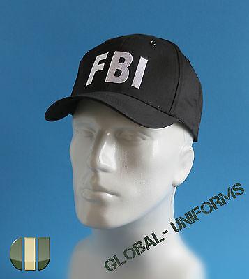 FBI Mütze basecap NEU