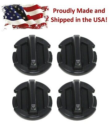 4-PACK Aftermarket 14-17 POLARIS RZR XP 1000 & XP-4 900 FLOOR DRAIN PLUG 5414694