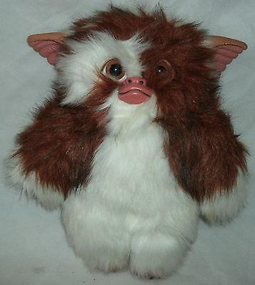 "Gizmo 15"" soft toy plush Mogwai Gremlins Toy Warner Brothers Quiron VGC"