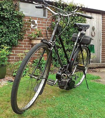 ⁸Cyclemotor/moped/ Autocycle/Bernardi buzz 35cc/Raleigh ladies bike