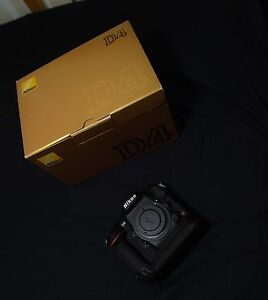 "Nikon D4 with extra genuine battery low shutter Knicks ""14K Haymarket Inner Sydney Preview"