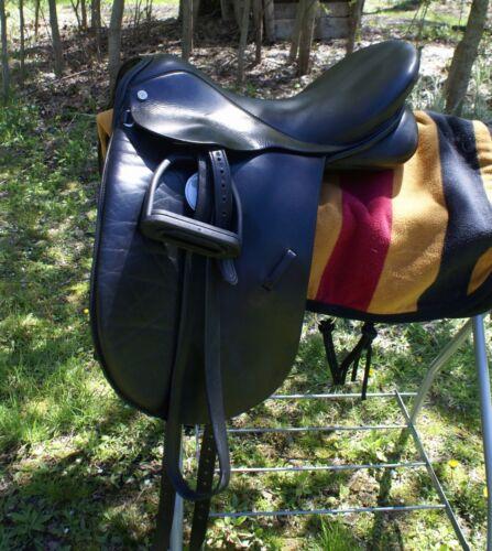 Klimke Miller Dressage (KMD) saddle. 17.5