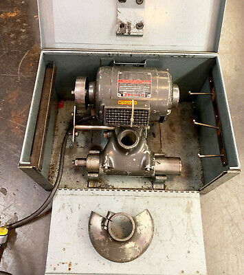 Dumore 5-021 Tool Post Lathe Grinder 12 Hp Machinist - W Box Accessories