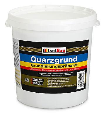 Quarzgrund 25 kg Grundierung Putzgrund Putzhaftgrund Profi Qualität TOP-PREIS !!