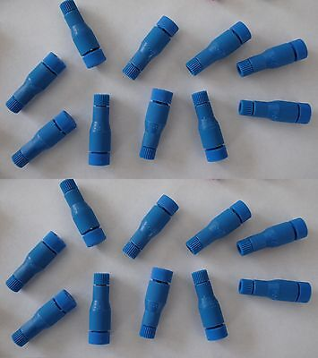 Posi-tap ® 16-18 Gauge Blue 20pc Positap Electrical Connector - Quick & Easy!!