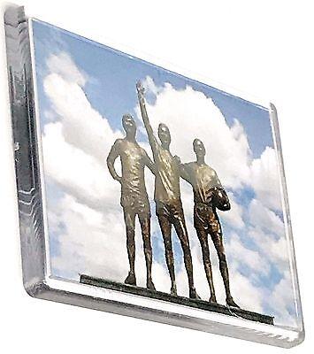 Manchester United Fridge Magnet Legends Statue  Football Gifts