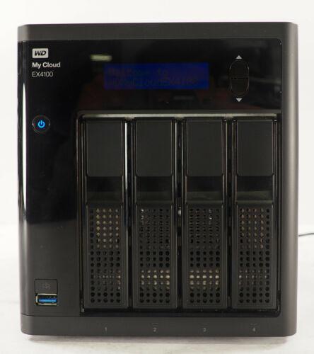 Western Digital My Cloud Expert Series EX4100 4-Bay Diskless Network Storage