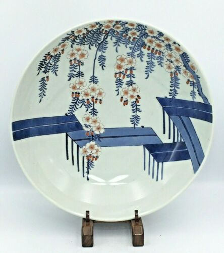 Museum Quality Large Japanese Edo 19th Century Nabeshima Bowl