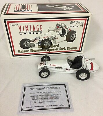 GMP 1:18 VINTAGE SERIES #1 RODGER WARD Kaiser Aluminum Special Dirt Champ for sale  Nixa