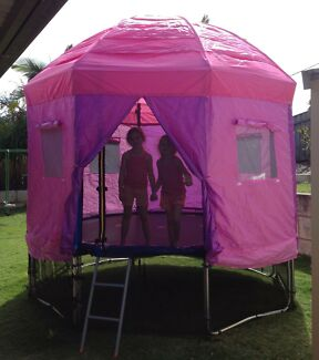 Tr&oline Canopy and surround & trampoline tent | Gumtree Australia Free Local Classifieds