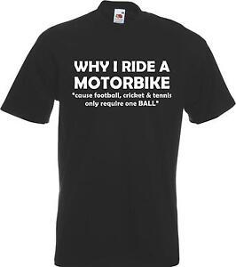 e46a5559 Biker T Shirt | eBay