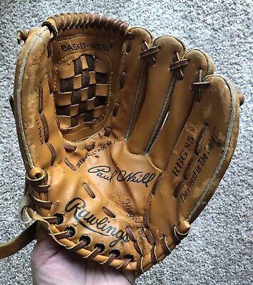 Paul O'Neill Rawling Baseball Glove New York Yankees