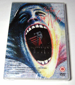 Pink Floyd - The Wall - DVD - NEW & SEALED  Bob Geldof , Roger Waters