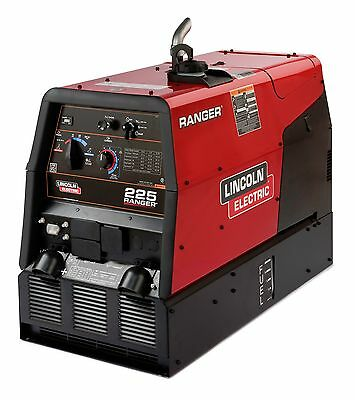 Lincoln Electric Ranger 225 Engine Driven Welder K2857-1