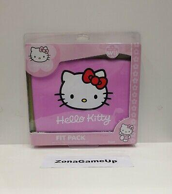 Proctector de Silicona para Wii Fit Hello Kitty - Nuevo Precintado