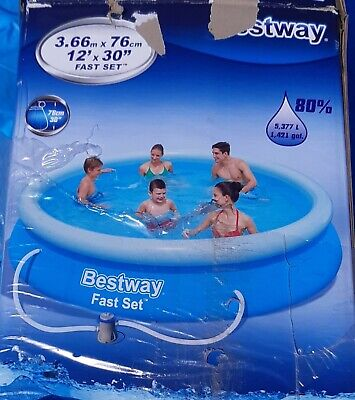 Pool Bestway Fehlkauf 🏖 Durchmesser 3,66m online kaufen