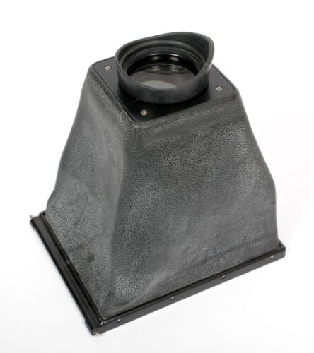 Toyo Monocular magnifier viewer hood for all Toyo and horseman 4X5 cameras