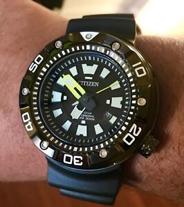 Brand new Citizen BN0175 Eco-Drive divers watch